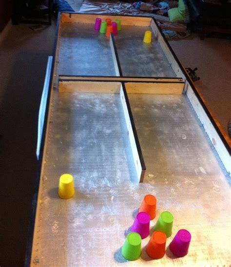 How To Make A Pong Table by Light Up Your Next With This Diy Led Pong Table