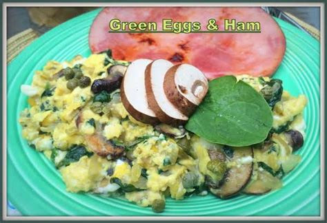 Ihop Assumes You Will Eat Green Eggs And Ham by Green Eggs And Ham Recipe Just A Pinch Recipes