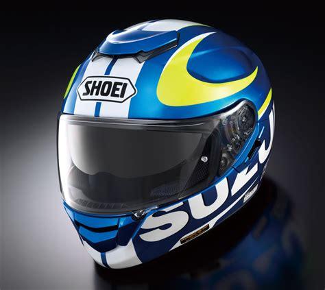 Shoei Suzuki Helmet Product Shoei Gt Air Suzuki Motogp Helmet Cycleonline