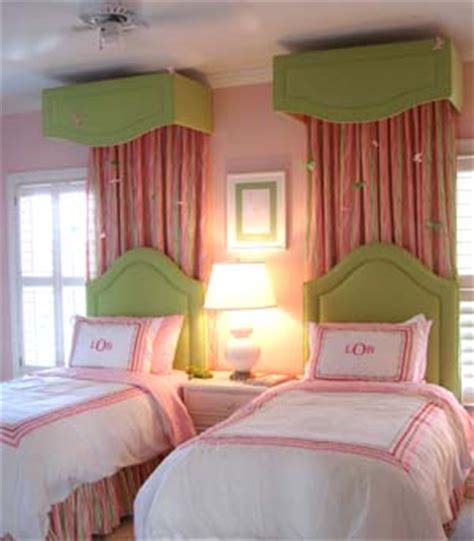 pink green girls bedroom pink and green girl s room traditional girl s room