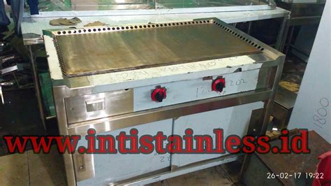 Kompor Gas Catering kompor gas kwali range stove stock pot teppanyaki