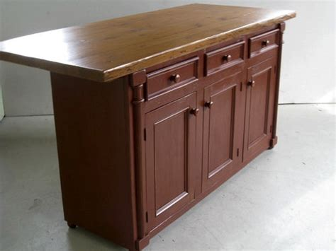 pine kitchen island old pine kitchen island ecustomfinishes