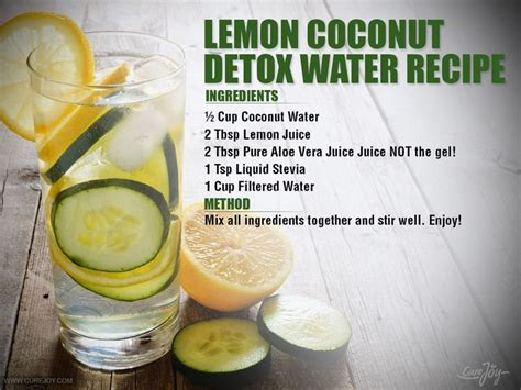 Aloe Vera Detox Diet Plan by Bedtime Drink For Detoxification And Burn Lemon
