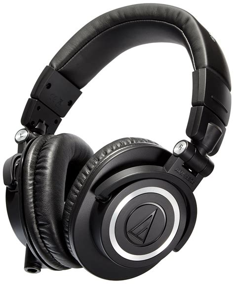Headphone Audio Technica Headphone Showdown Audio Technica M50x Vs Pioneer Dj Hrm 5