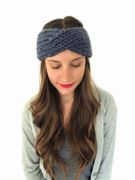 knitted headband hide untamed hair with knit headband patterns