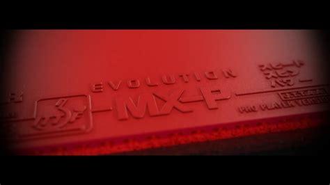 Tibhar Evolution Mx P 2 1mm Black rubber tibhar evolution mx p