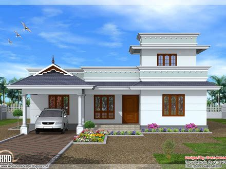normal home design single story exterior house designs simple one story