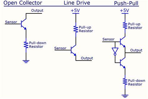 pull up resistor encoder pull up resistor rotary encoder 28 images i2c encoder