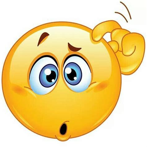 Emoji Question Face | question mark clipart emoji pencil and in color question