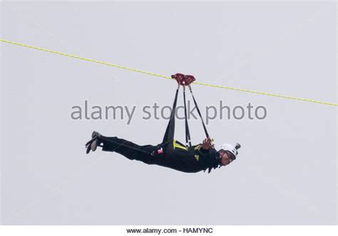 river thames zip wire zipwire stock photos zipwire stock images alamy