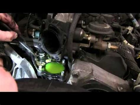 thermostat housing replacement on 4.0 liter ford explorer