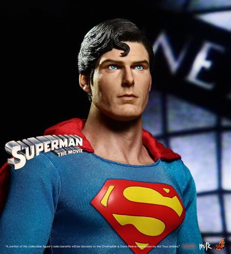 christopher reeve hot toys hot toys