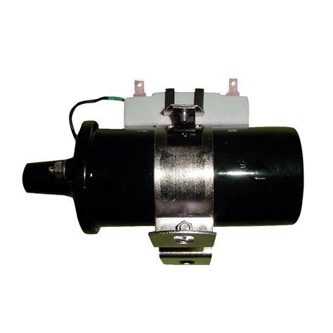 tractor coil resistor international harvester coil 6v w o resistor or 12v w resistor ignition electrical