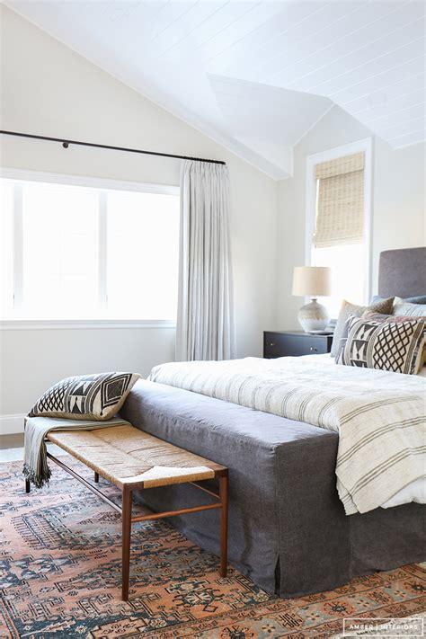 modern bohemian bedroom clientcoolasacucumber reveal amber interiors bloglovin