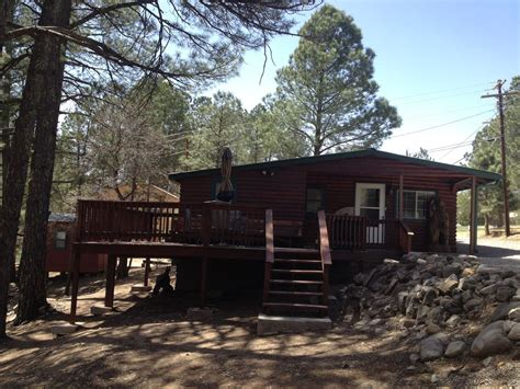 Cozy Cabins Ruidoso Nm by Cozy Cabin 2br 1ba Central Heat 6 Prs Vrbo