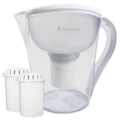 top 10 best water filter pitchers for home in 2018 reviews
