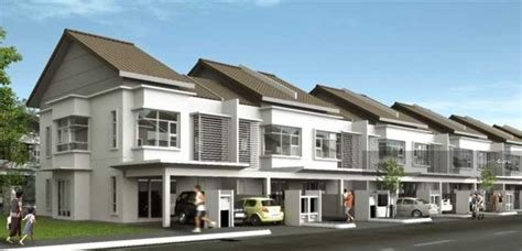 For Rent 1 Bedroom new 2 storeys terrace house super value buy banting