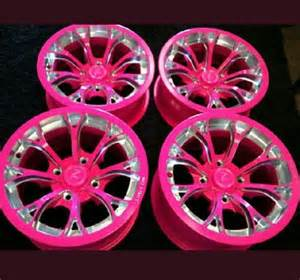 Wheels Pink Truck Pink Rims Missiemobile Pink Rims And Pink