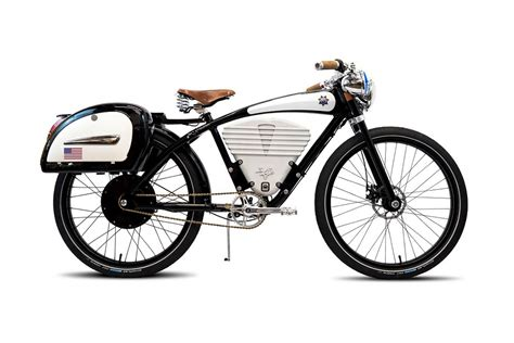 Modern With Vintage Home Decor vintage style electric bicycles for men bonjourlife