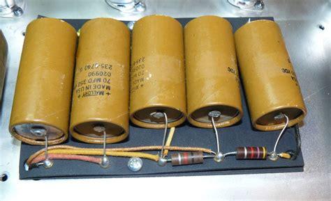 replacing vintage capacitors capacitors reving it 11 audio tonegeek
