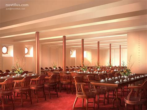 titanic dining room captivating titanic 2nd class dining room photos best