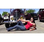 Route 66 Girls At Cinco De Mayo Viejitos Car Show