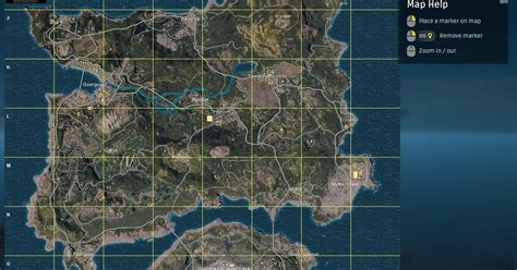 pubg map battlegrounds map best spawn locations vehicle