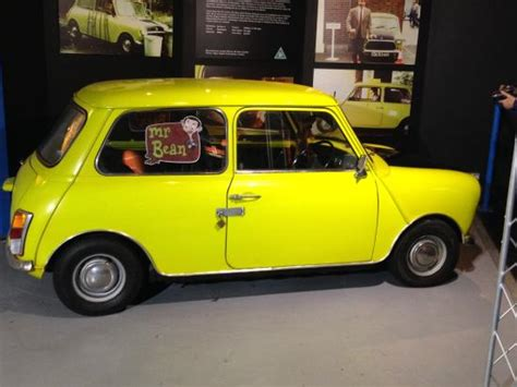 Mr Bean Auto by Mr Bean S Car Picture Of Beaulieu National Motor Museum