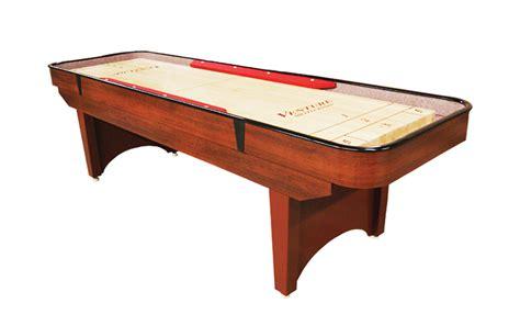 Shuffleboard Table Length by Classic Bankshot Shuffleboard Table Length
