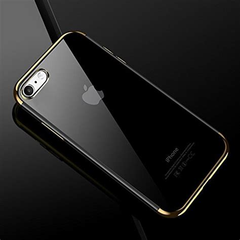 Iphone 7 Iphone 8 Clear Jelly Ultra Thin Bening 52utc iphone 7 plus h 252 lle luxus tpu for iphone 8 plus iphone 7 8 plus h 252 lle silikon hpory fashion