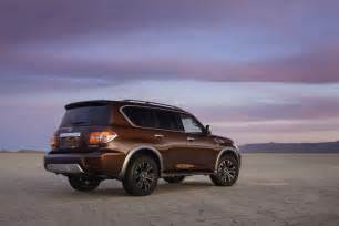 The Nissan 2017 Nissan Armada Suv Is New And Get The Details