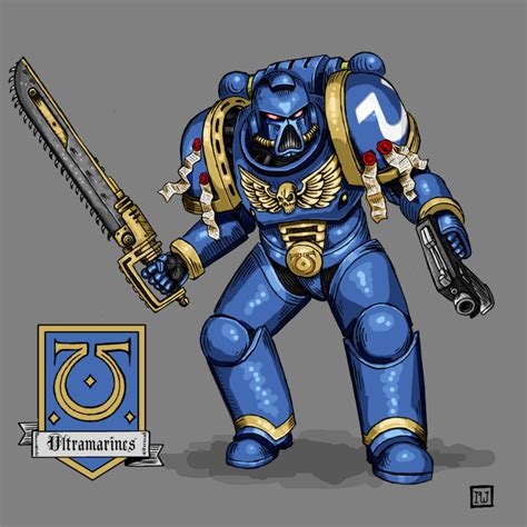 Space Marine Template by Power Armor Template Ultramarine By Babymordred121 On