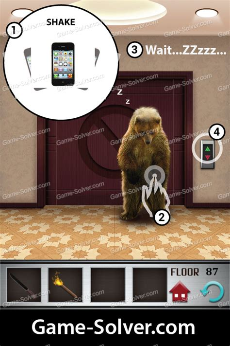 100 Floors Level 87 Walkthrough Android 100 floors level 87 solver