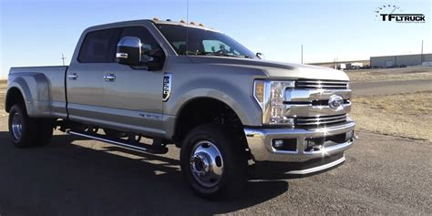 Ford F350 Diesel by 2017 Ford F 350 Power Stroke 0 To 60 Ford Authority
