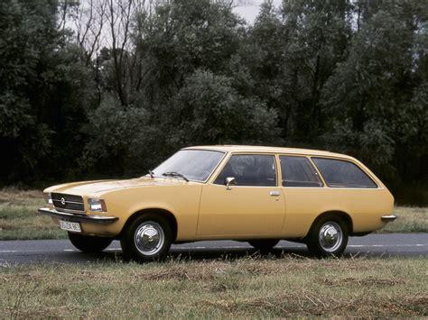 opel kadett 1972 image gallery opal station wagon