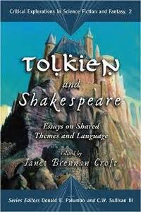 common themes in macbeth and lord of the flies tolkien and shakespeare an unexpected discovery