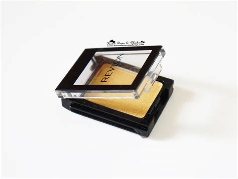 Revlon Gold Revlon Colorstay Shadow Links Gold Review Swatches