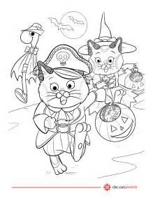 daniel tiger coloring pages bestofcoloring com