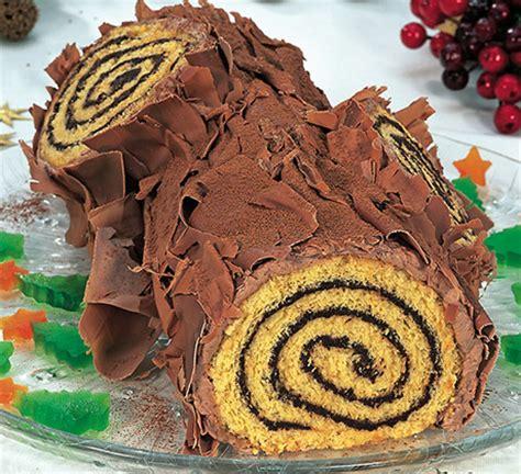 tronco de chocolate tronco de chocolate receitas cozinhar sem stress