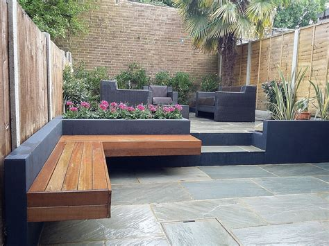 Modern Garden Design Modern Garden Design London Natural Contemporary Patio Designs