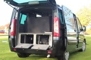 Awnings For Campers Peugeot Expert Dispatch Campers Scotland