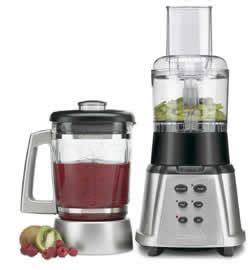 Cuisinart Cbt 500fp Smartpower Premier Duet Blender Food