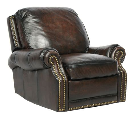 Leather Recliners Chairs by Barcalounger Premier Ii Leather Recliner Chair Leather