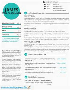 resume exles on resume sle resume