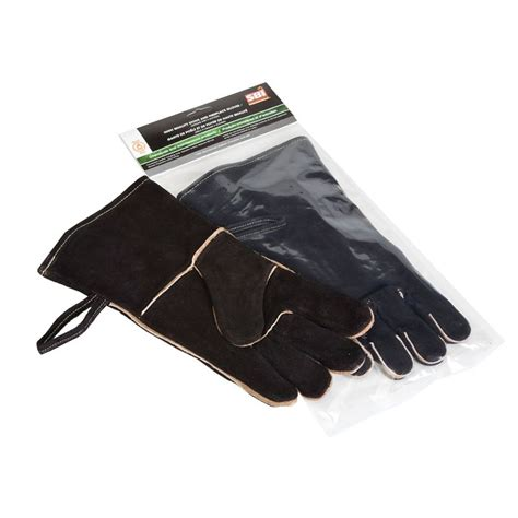 Fireplace Gloves Home Depot by Sbi High Quality Wood Stove Fireplace Gloves The Home