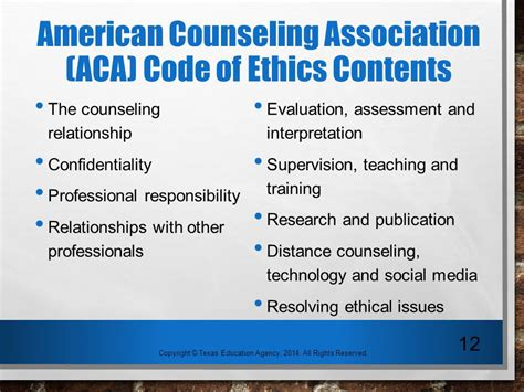 american therapy association counselors code of ethics diarra