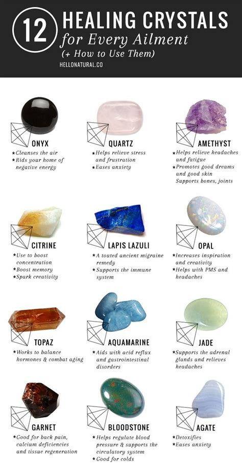 healing crystals   meanings  crystal