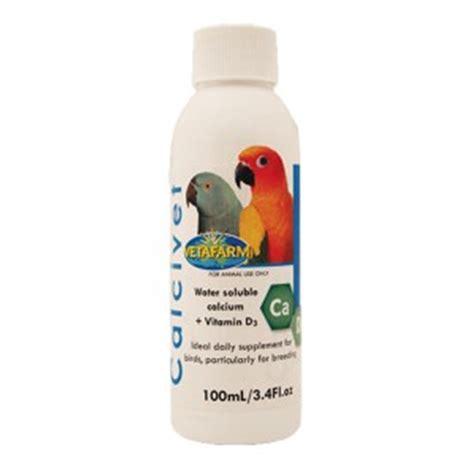 vetafarm calcivet liquid calcium supplement birdsville