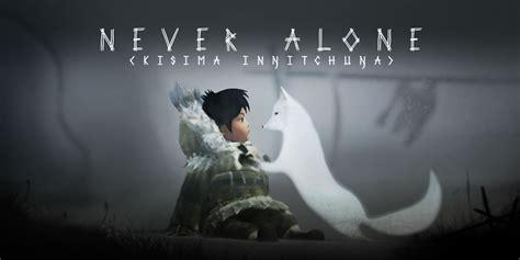 Never Alone never alone kisima ingitchuna wii u software