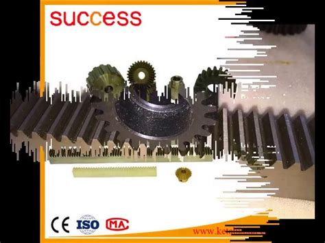 Plastic Rack And Pinion by Mini Plastic Rack And Pinion Gears Construction